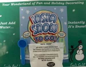 Magic Instant Snow