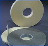 Double sided adhesive crosslinked polyethylene foam tapes