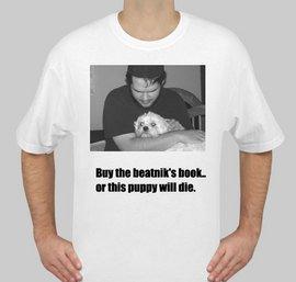 puppykiller tshirt