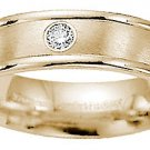 Benchmark - 6mm Diamond Comfort Band Reg $1149