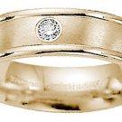 Benchmark - 6mm Diamond Comfort Band Reg $1149
