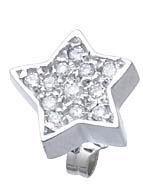 Diamond Star Earrings Reg $483