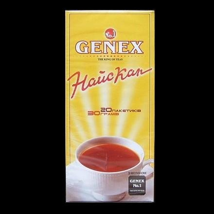 GENEX TEA BAGS FROM UKRAINE AND RUSSIA