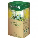 GREENFIELD TEA CAMOMILE MEADOW HERBAL TEA