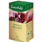 GREENFIELD TEA SPRING MELODY BLACK TEA