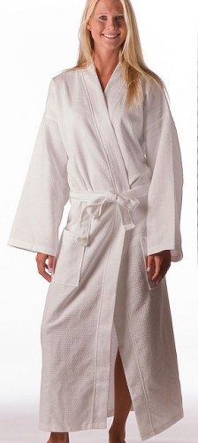 Waffle Kimono bathrobe