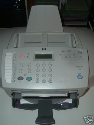 HP COPY/FAX 1220 SERIES