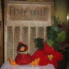 """""""Big Red"""" the Christmas Cardinal"""