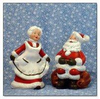 Mr and Mrs Santa