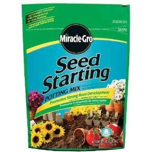 Miracle-Gro Seed Starter Potting Mix - 8 Quart