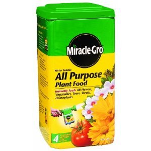 Miracle-Gro All Purpose Plant Food - 5 Pound