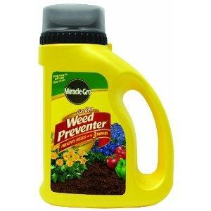 Miracle-Gro Garden Weed Preventer - 5 Pound