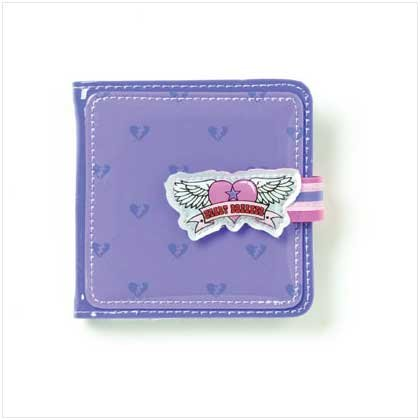 #36873 Heart Breaker Wallet