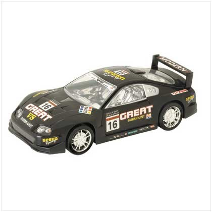 #37649 Race Car 12 Inch Friction Powered