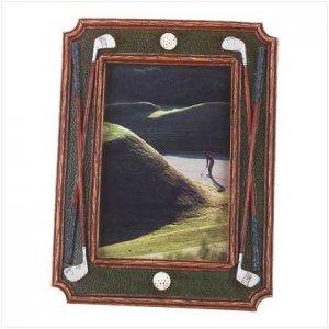 #32040 Golf Photo Frame