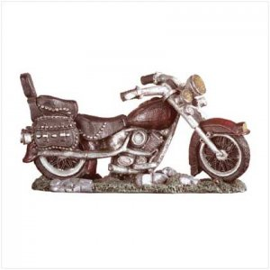 #29569 Motorcyle Paperweight