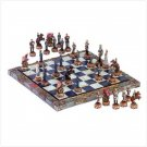 #34736 Civil War Chess Set