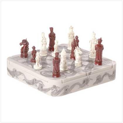 #31351 Mandarin Military Chess Set