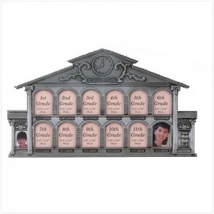 #32243 School House Frame