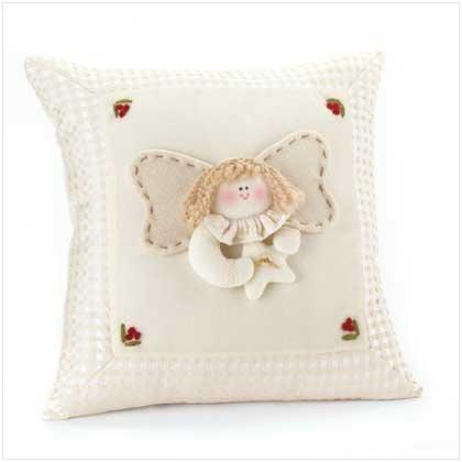 #37180 Christmas Angel Plush Pillow