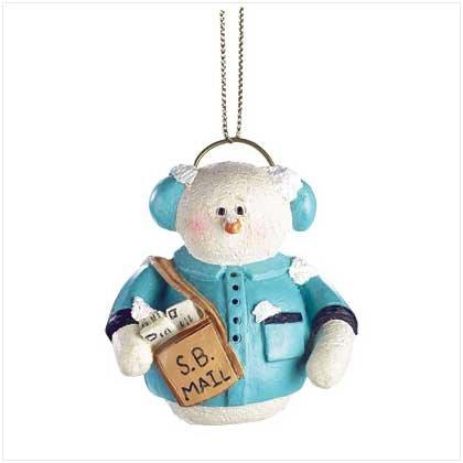 #38324 Snowberry cuties Postman