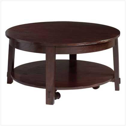 #35337 Sleek Coffee Table