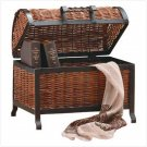 #27138 Rattan Treasure Chest