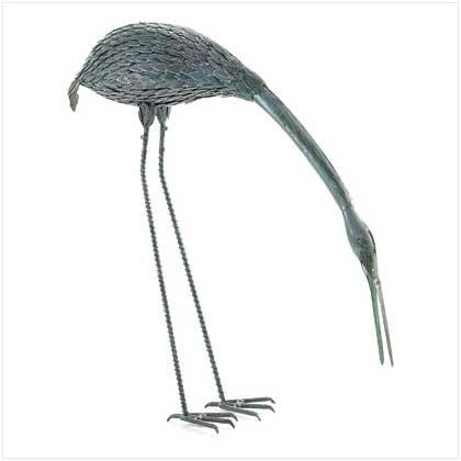 #38272 Grazing Crane