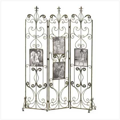 #38231 French Provincial Photo Frame Screen