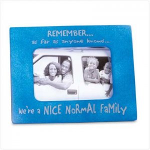#36282 Normal Family Photo Frame