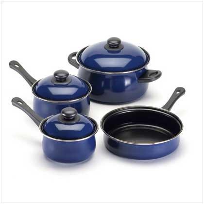 #37433 Nonstick Cookware Set