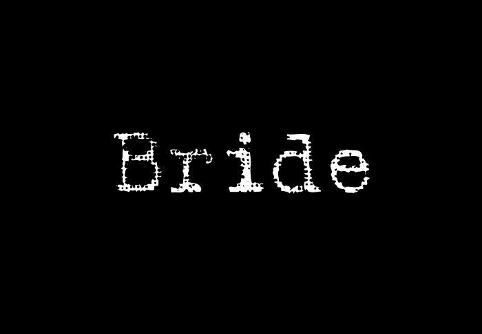 Bride - Style 1