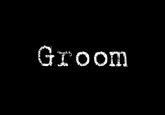 Groom - Style 1
