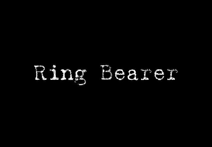Ring Bearer - Style 1