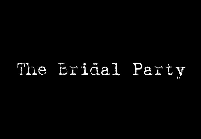 The Bridal Party - Style 1