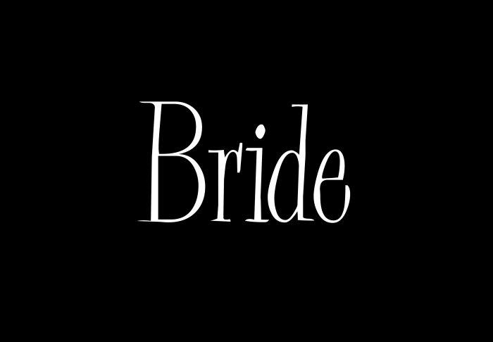 Bride - Style 2