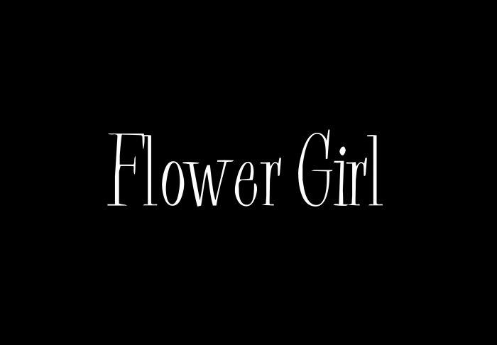 Flower Girl - Style 2