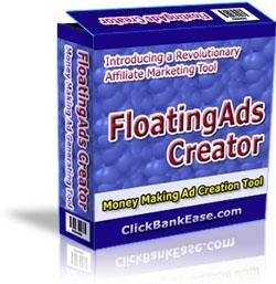Floating Ads Creator with Master Resell Rights