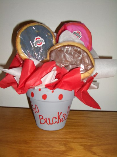 OSU Cookie Bouquet- Small