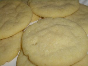 Erin's Sugar Cookies