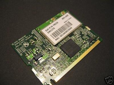 Dell Wireless Card Y8029 DW1370 Inspiron 6000 2200 B130 B120