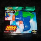 Buzz Bee Toys Power Shot Water Gun- Blue