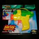 Buzz Bee Toys Power Shot Water Gun- Yellow