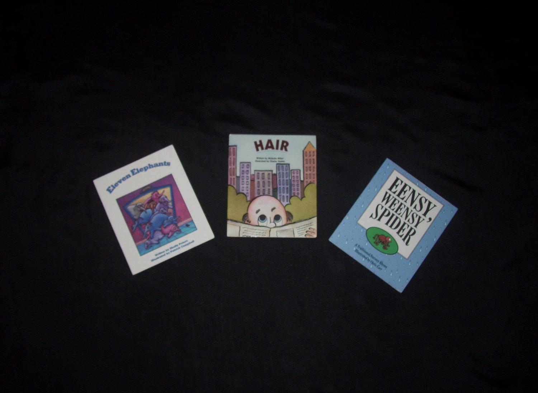 Eensy Weensy Spider Children's Book