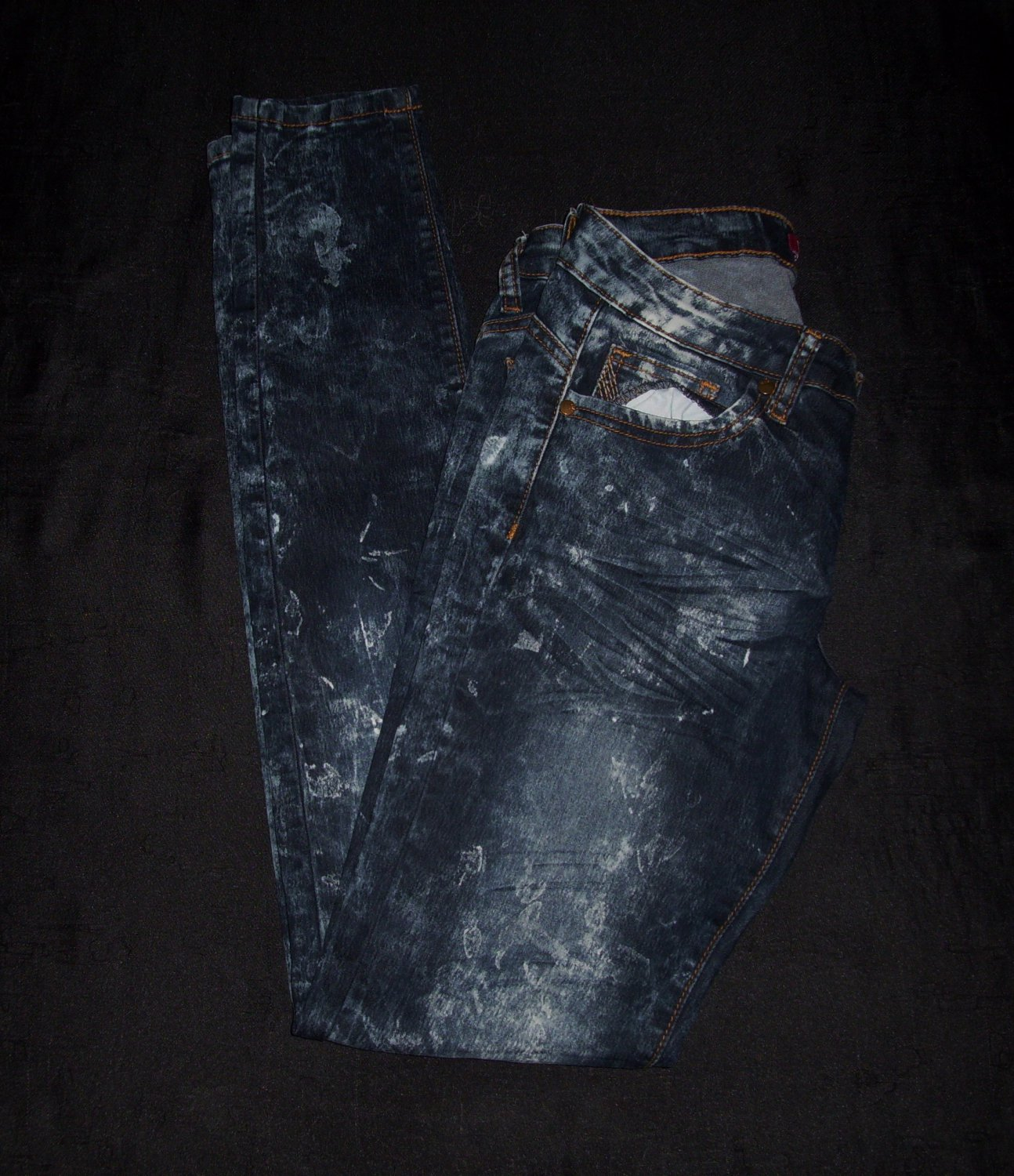 Girl's VIP Blue Jeans- Size 5/6