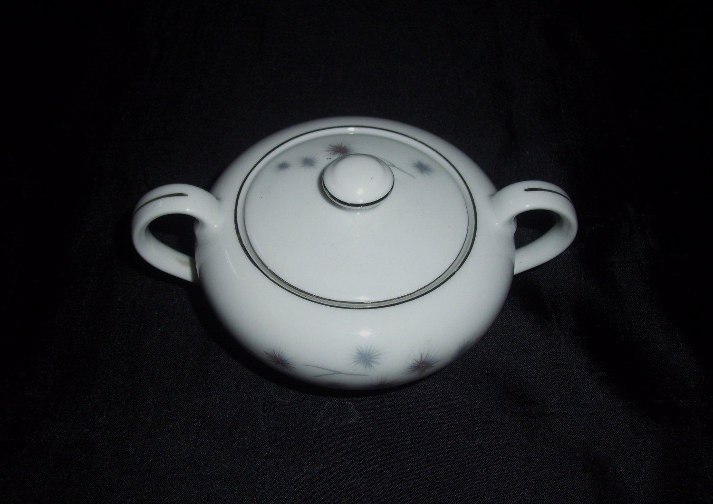 Creative Fine China Creamer and Tea Cup Set