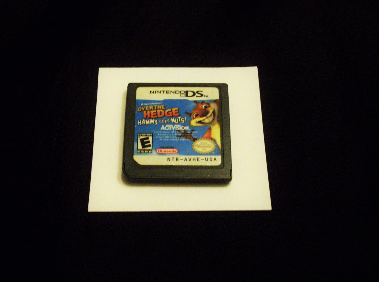Over the Hedge: Hammy Goes Nuts Game- Nintendo DS