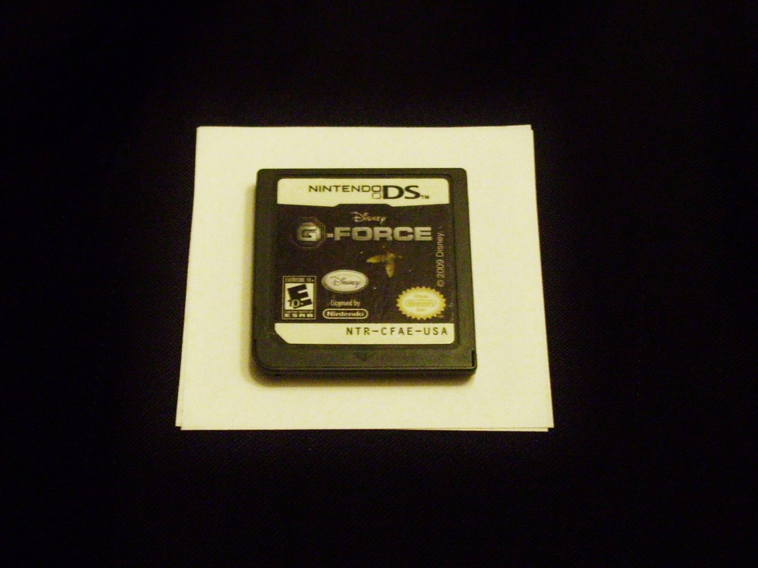 Disney G Force Game- Nintendo DS