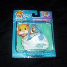 Zhu Zhu Pets Hamster Carrier- Blue