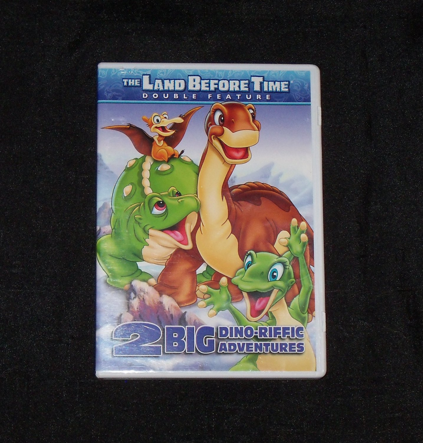 The Land Before Time Double Feature DVD